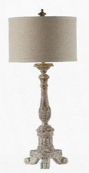 Set Of Two Paris Flea Market Lamps Design By Aidan Gray