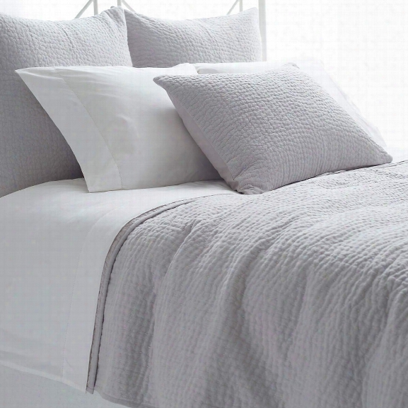 Seychelles Grey Bedding Design By Pine Cone Hill
