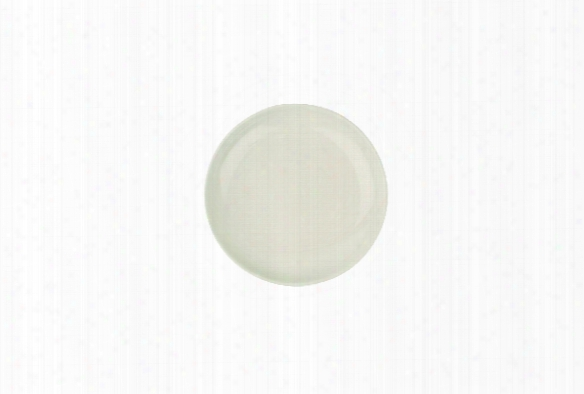 Shell Bisque Tidbit Plate In White Design By Canvas
