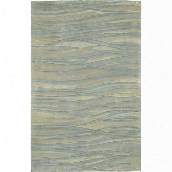 Shibui New Zealand Wool Area Rug In Flint Grey Design By Julie Cohn