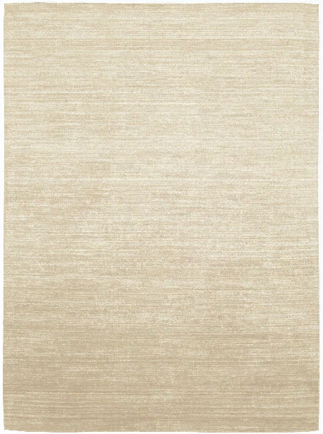 Shimmer 100% Bamboo Viscose Rug In Pyrite Design By Calvin Klein Home