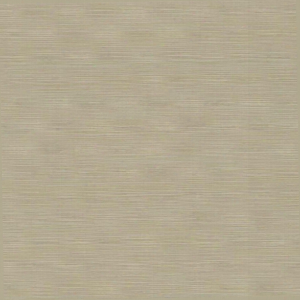 Shining Sisal Faux Grasscloth Wallpper In Metallic Beige By York Wallcoverings