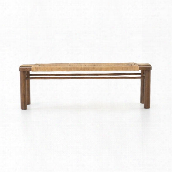 Shona Bench In Vintage Cotton