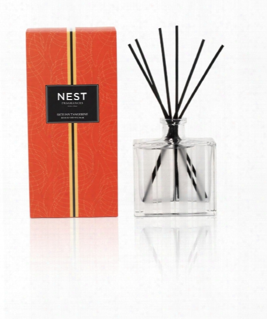 Sicilian Tangerine Reed Diffuser Design By Nest