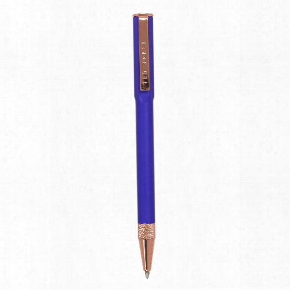 Signature Ballpoint Pen In Various Colors Design By Ted Baker