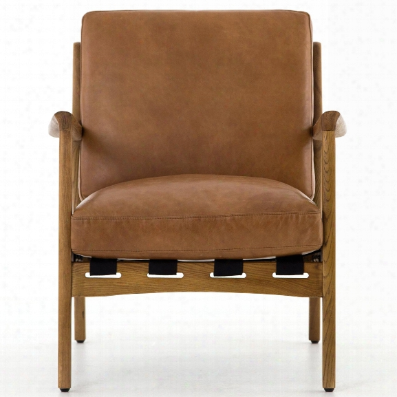 Silas Chair In Patina Copper
