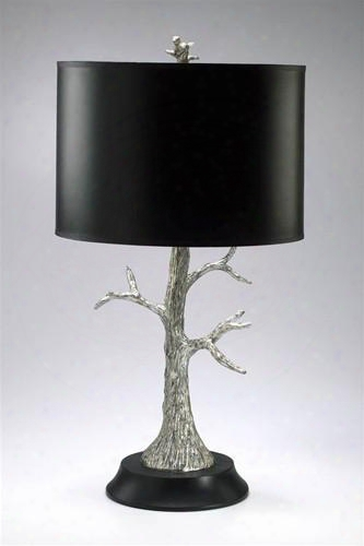 Silver Tree Lamp Design By Cyan Design