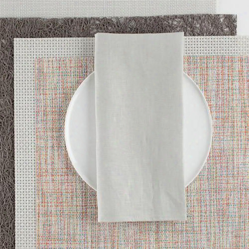 Single Sided Square Napkins In Bone Design By Chilewich