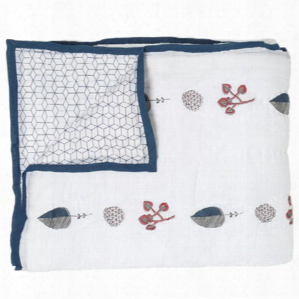 Skog Quilt Design By Allem Studio
