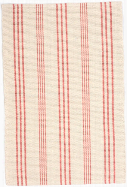 Skona Stripe Woven Cotton Rug Design By Dash & Albert
