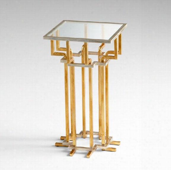 Slater Side Table Design By Cyan Design