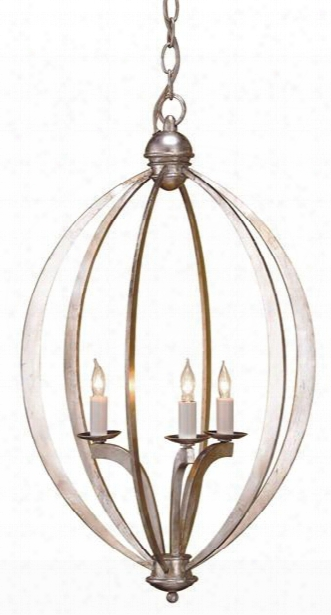 Small Bella Luna Chandelier Design By Currey & Company