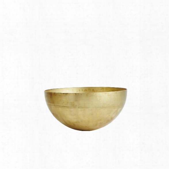 Small Brass Bowl Design By Oyoy