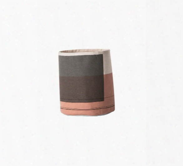 Small Color Block Basket Design By Ferm Living