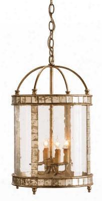 Small Corsica Lantern Design By Currey & Company