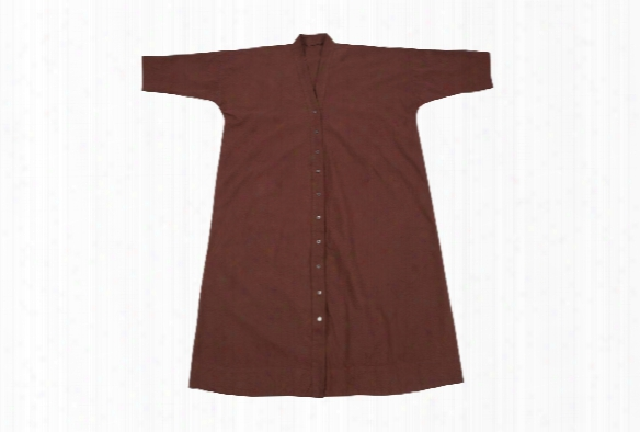 Small Kaftan In Oxblood Design By Sir/madam