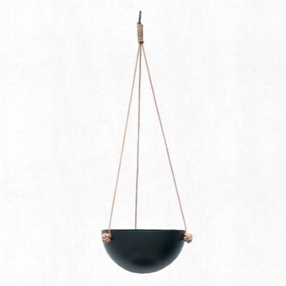 Small Pif Paf Puf Hanging Storage In Dark Grey Design By Oyoy