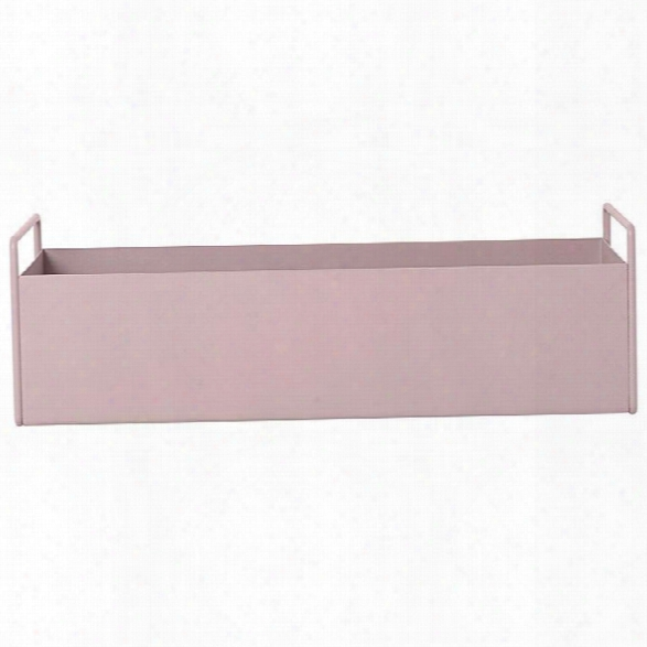 Small Plant Box In Rose Design By Ferm Living