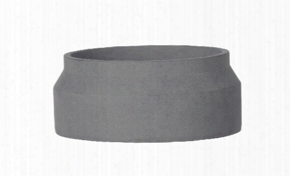 Small Pot In Dark Grey Design By Ferm Living