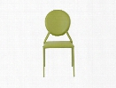 Set of Two Isabella Side Chairs in Green design by Euro Style