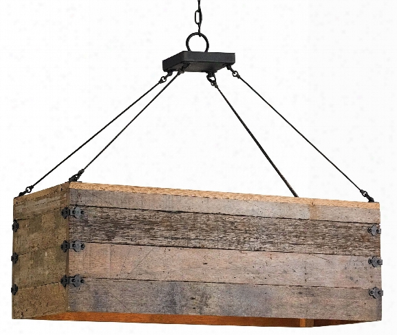 Billcart Chandelier Design By Currey & Company