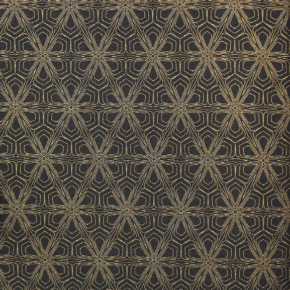 Black And Gold Geometric Kr402 Wallpaper From The Globalove Collection By Karim Rashid
