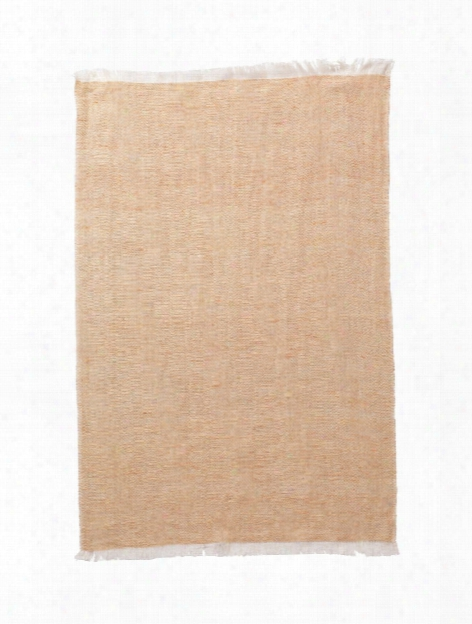 Blend Kitchen Towel In Peach Design By Ferm Living