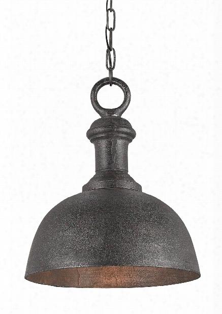 Small Timpano Pendant Design By Currey & Company