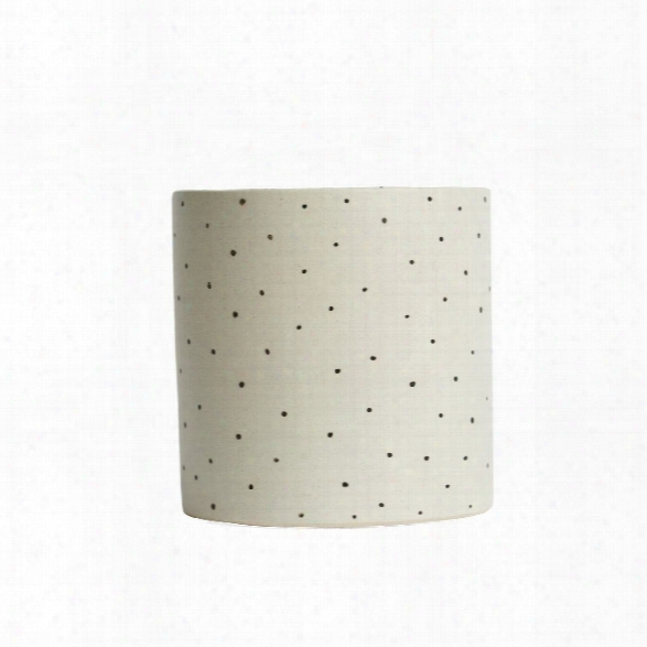 Small Why-not Cylinder In Dot Design By Oyoy