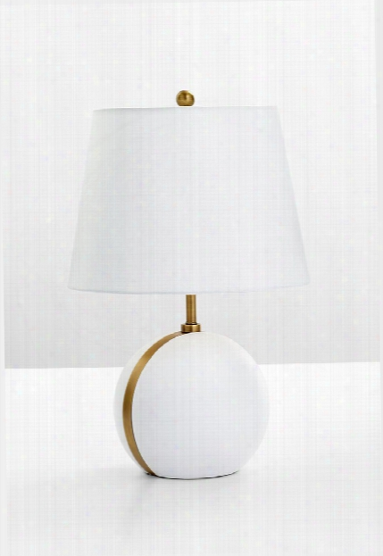Snow Moon Table Lamp Design By Cyan Design