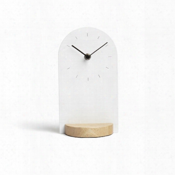 Sometime Desk Clock Design By Umbra