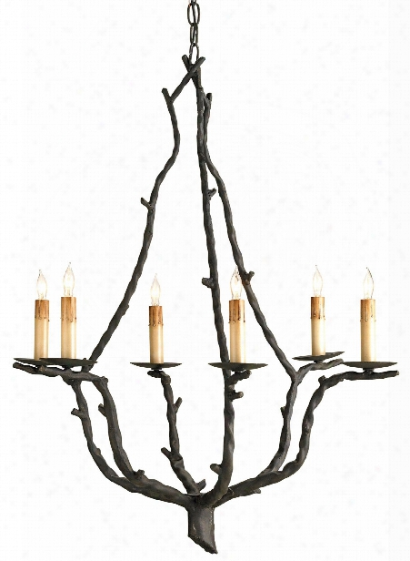 Soothsayer Chandelier Design By Currey & Company