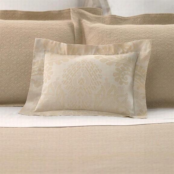 Sophia Semolina Decorative Pillow Design By Luxe