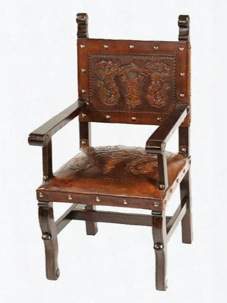 Spanish Heritage Chair Colonial
