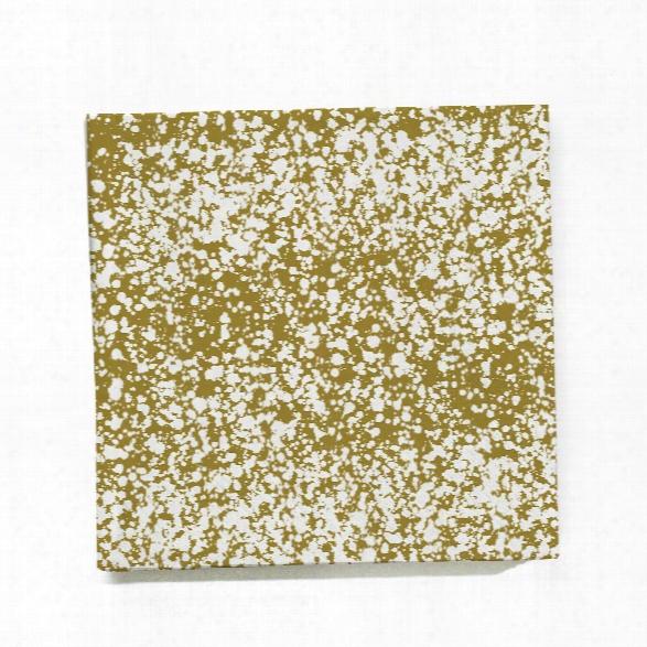 Splash Napkins In Gold Design By Ferm Living