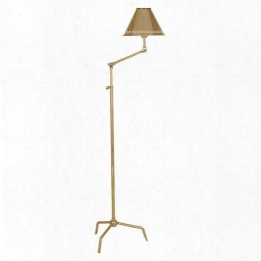 St Germain Floor Lamp In Polished Brass Design By Jonathan Adler