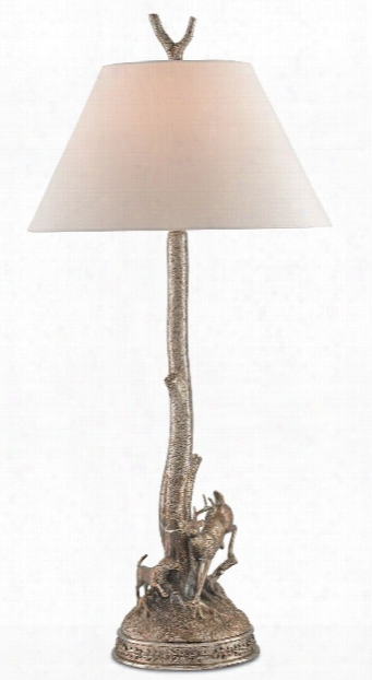 Stag Table Lamp Design By Currey & Company