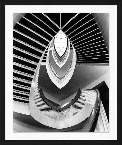 Stairwell Wall Art Design By Lillian August