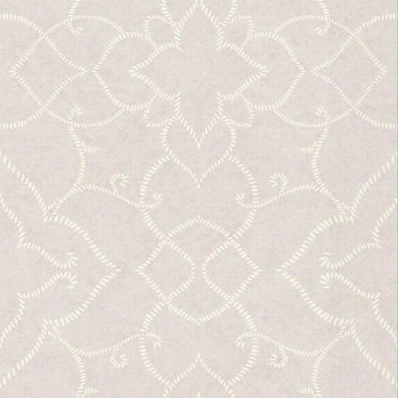 Starling Wallpaper In Metallic And Plum Design By Carey Lind For York Wallcoverings