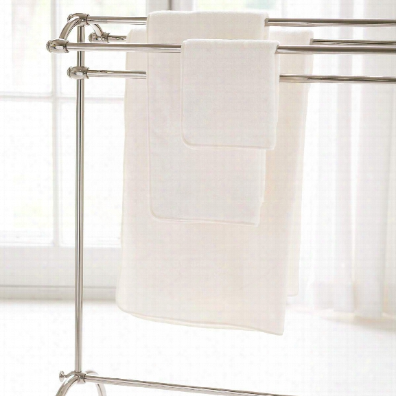 Stella Ivory Towel Design By Luxe