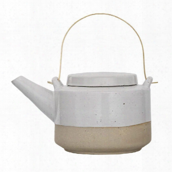 Stoneware Barbara Teapot Design By Bd Edition