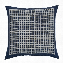 Square Grid Pillow design by Sir/Madam