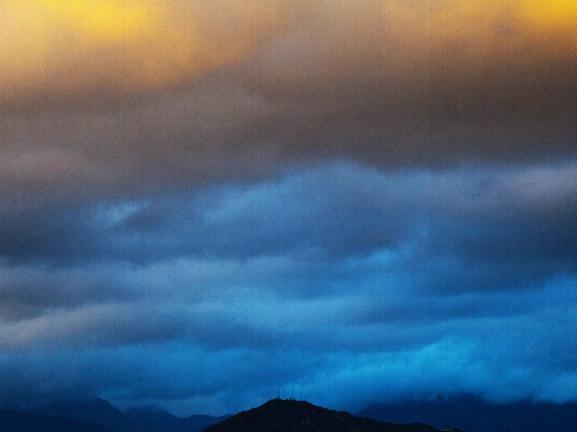 Storm Photo Print