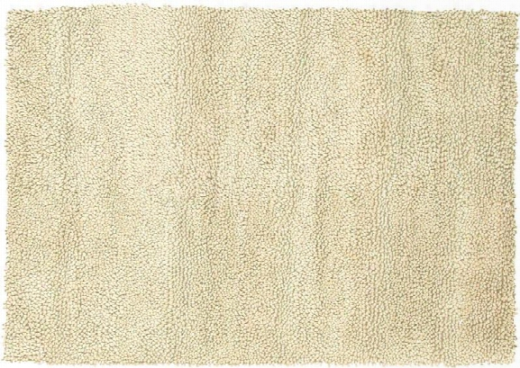 Strata Hand-woven Shag Area Rug Ivory Design By Chandra Rugs