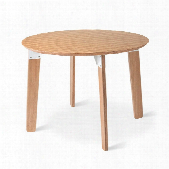 Suddbury Diniing Table In Natural Oak Design By Gus Modern