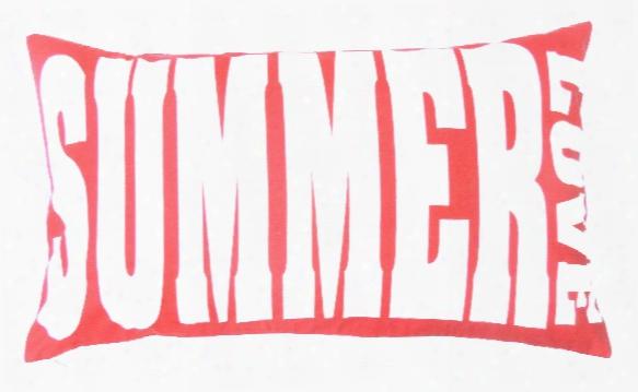 Summer Love Pillow Design By 5 Surry Lane