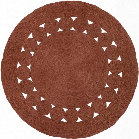 Sundaze Rug In Burnt Design By Surya