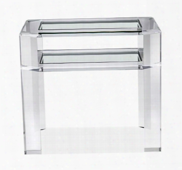 Surrey Bedside Table Design By Interlude Home