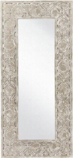 Surya Wall Decor Wall Mirror In Silver Design By Surya