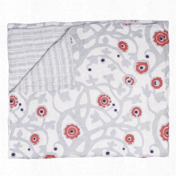 Susan Printed Quilt & Shams Design By Allem Studio